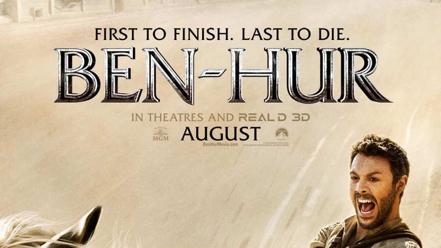 Movie Review: <em>Ben-Hur</em>