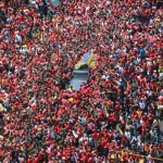 Funeral Cortege - Hugo Chavez - March 6, 2013