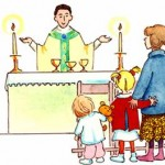 Children in Church- Some are Missing the Point