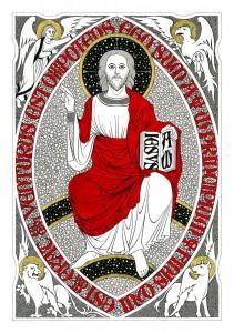Christ in Majesty, © Daniel Mitsui