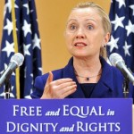 Hillary Clinton Pushes for Coercive Power of State on Behalf of LGBT Interests