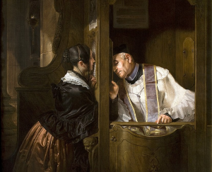 Your Friendly Reminder: Go To Confession!