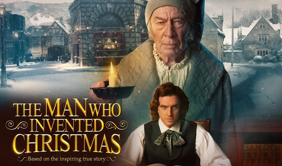 <em>The Man Who Invented Christmas</em>: Fiction and Reality Overlap to Tell Dickens' Tale
