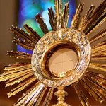 Monstrance Close Up