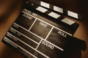 filming slate