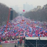 1.4 Million March Against Same-Sex 'Marriage' in France