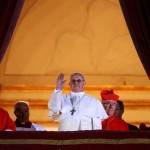 Pope Francis -- First Public Address