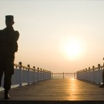 guards soldiers gunmen armed