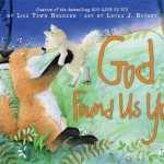 The Book Whisperer: God Found Us You