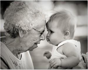 grandma-baby
