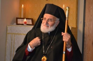 Gregorios III of Antioch, President of the Assembly of Catholic Hierarchs (Bishops) in Syria (© ACN)