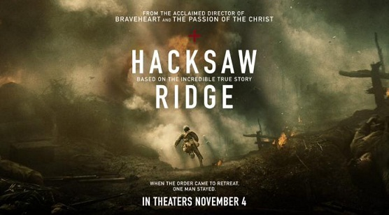 Movie Review: <em>Hacksaw Ridge</em>