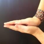hands pray praying woman