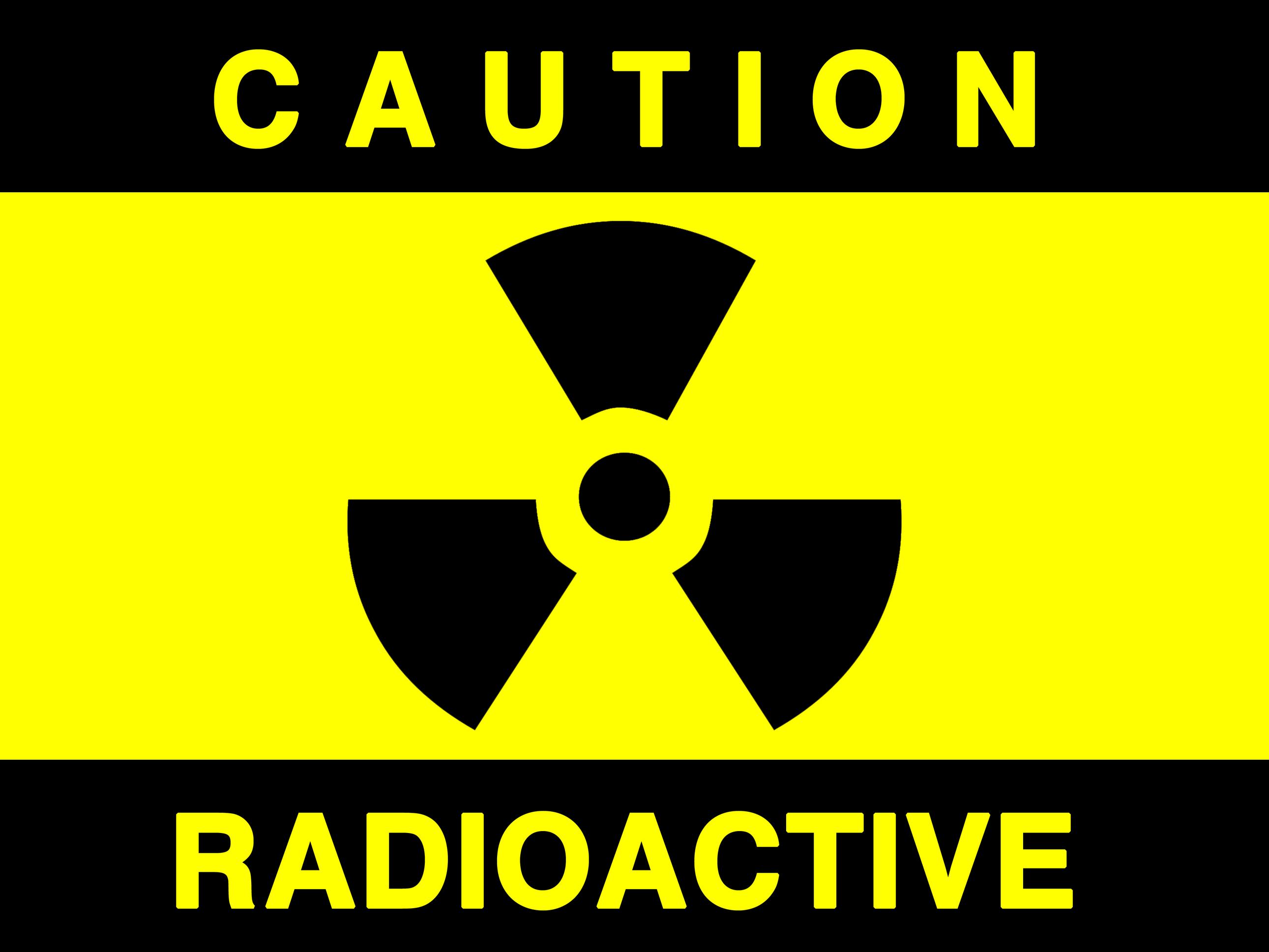 Hazard Poison Radioactive Catholic Lane