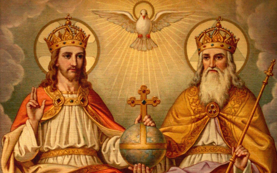 Breaking Open the Word at Home: The Solemnity of the Most Holy Trinity