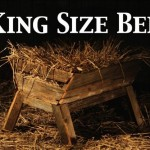 The Mystery of a King In a Manger