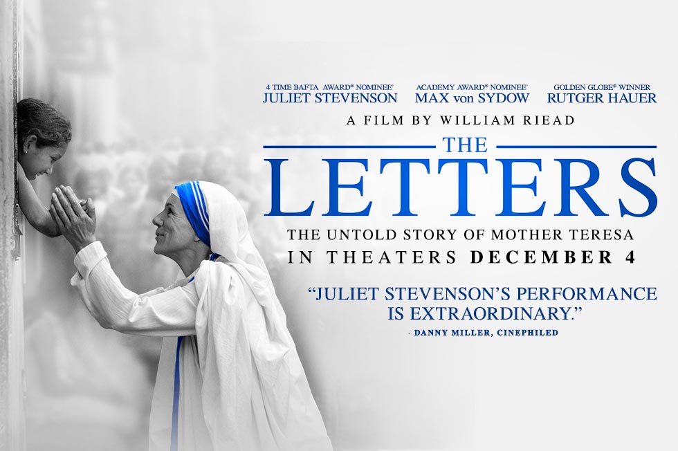 the letters is another film about the life of mother teresa of ...