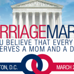 March for Marriage Planned as Supreme Court Hears Same-Sex 'Marriage' Case
