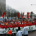 A Shifting Tide: Pro-Life Laws and the March for Life