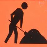 men-at-work construction warning