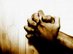 men  prayer hands