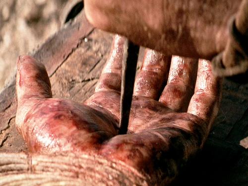 Bildergebnis für jesus hand and nail images
