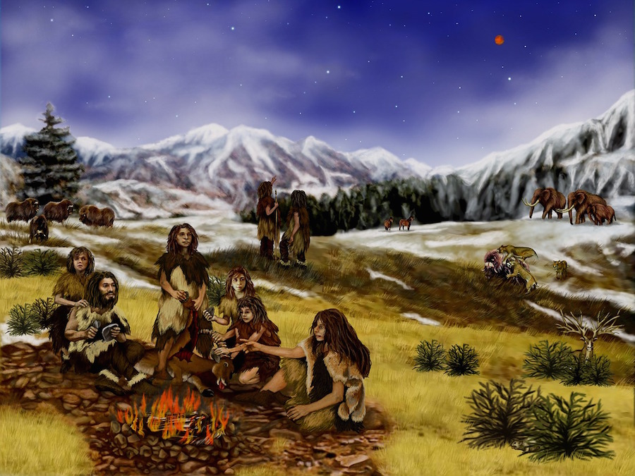 Did Neanderthals Have a Soul?