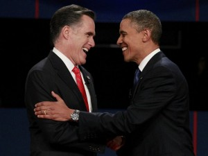 Pres. Barack Obama vs. Gov. Mitt Romney
