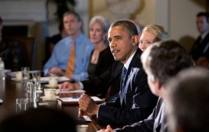 Inequality for All - Obama Cabinet Meeting