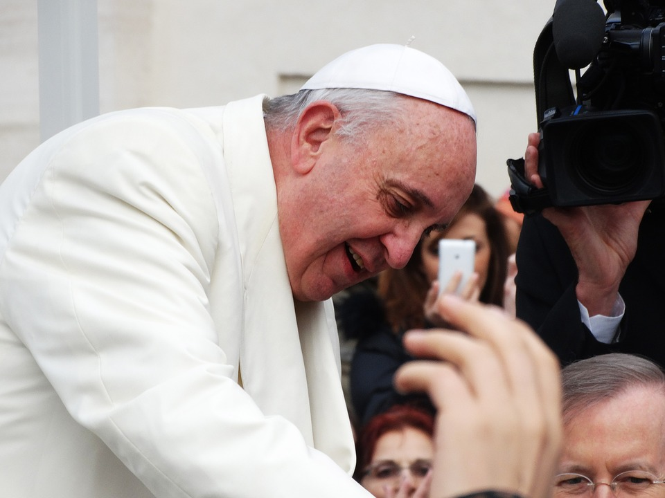 Why God Sends Us Imperfect Popes