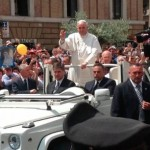 Pope Surprises 40,000 Italian Pro-Lifers, Joins March for Life