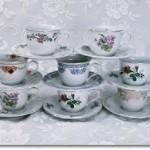 The Tea Cup Caper
