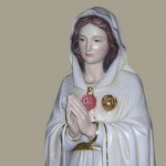 On the Rosa Mistica Apparitions