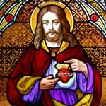 Enthroning the Sacred Heart of Jesus in Our Family