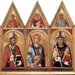 Thinking Liturgically:  The Saints and God's Mercy
