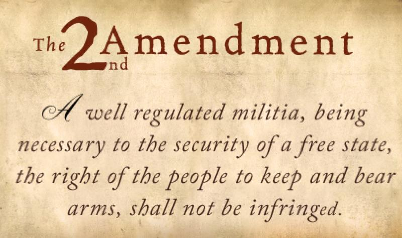 an analysis of the constitutional rights in the second amendment in the united states