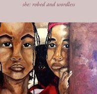 she: robed and wordless