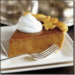slice pie pumpkin