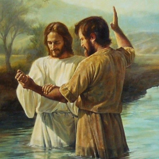 "Poem: ""The Baptist by the River Jordan"""