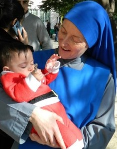 ACN photo: Sister Maria of Nazareth