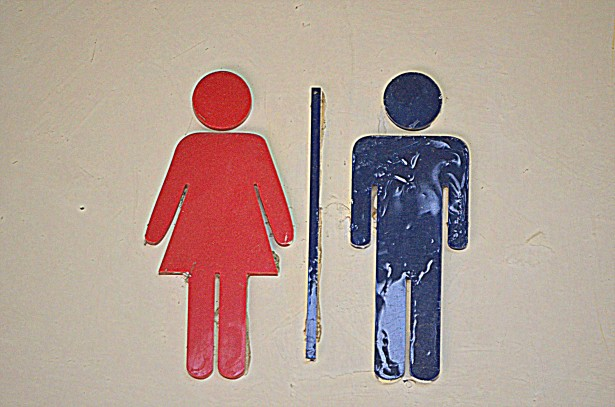 Male Privilege and Women's Bathrooms