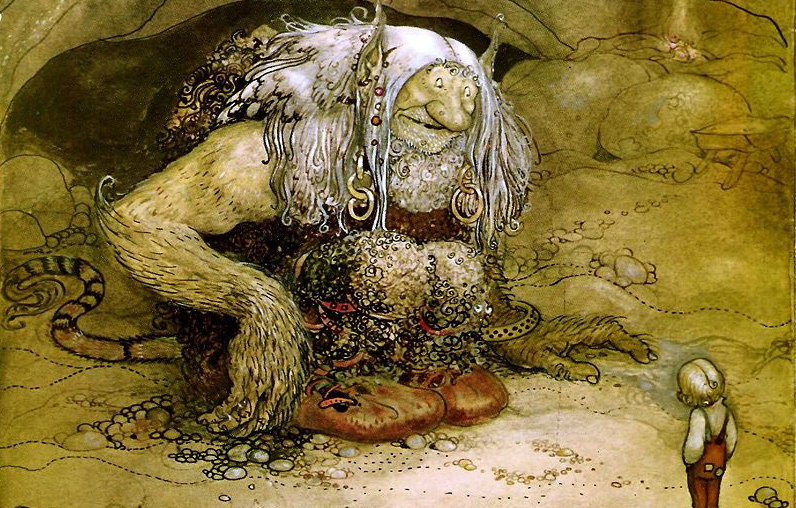 Don't Feed the Trolls – It Just Encourages Them
