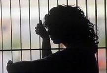 woman, prison